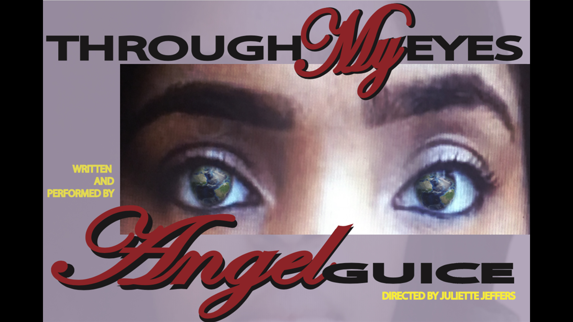 Through My Eyes - Oct 25 @ 6pm PST