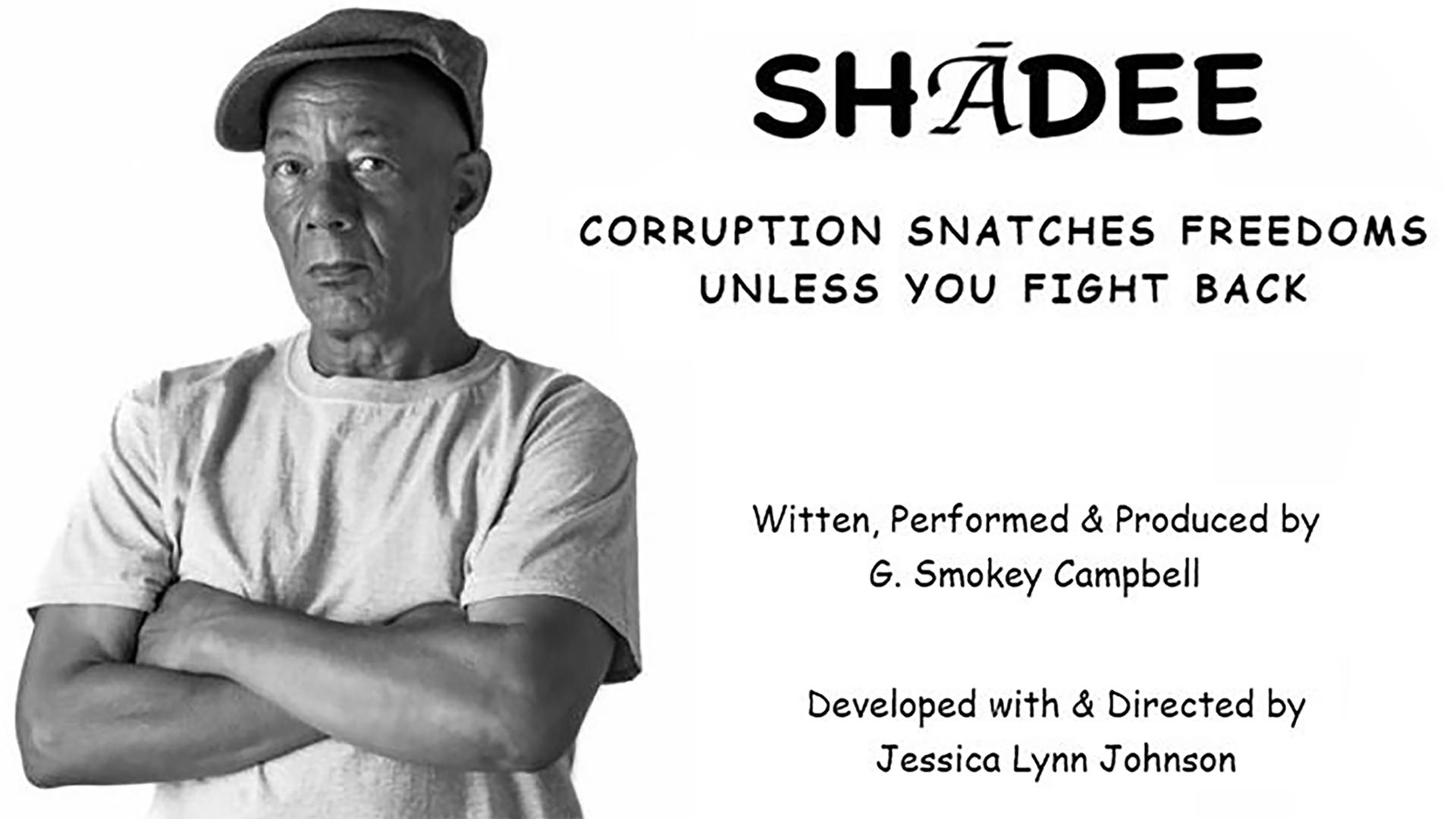 SHADEE Feb 15  @ 7pm PST