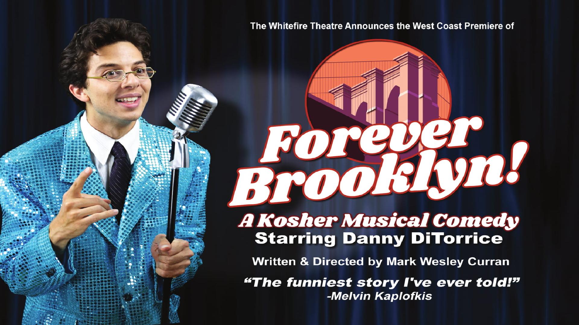 Forever Brooklyn Feb 28 @ 6pm PST
