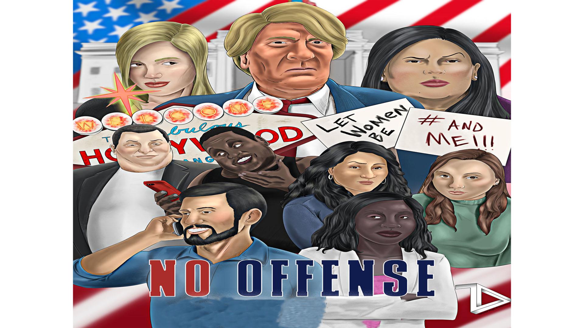 No Offense 9/28 @ 4pm PST