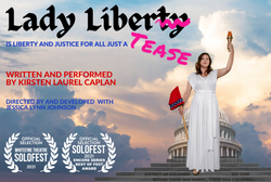 Lady Libertease - Saturday, May 29th @3pm PST