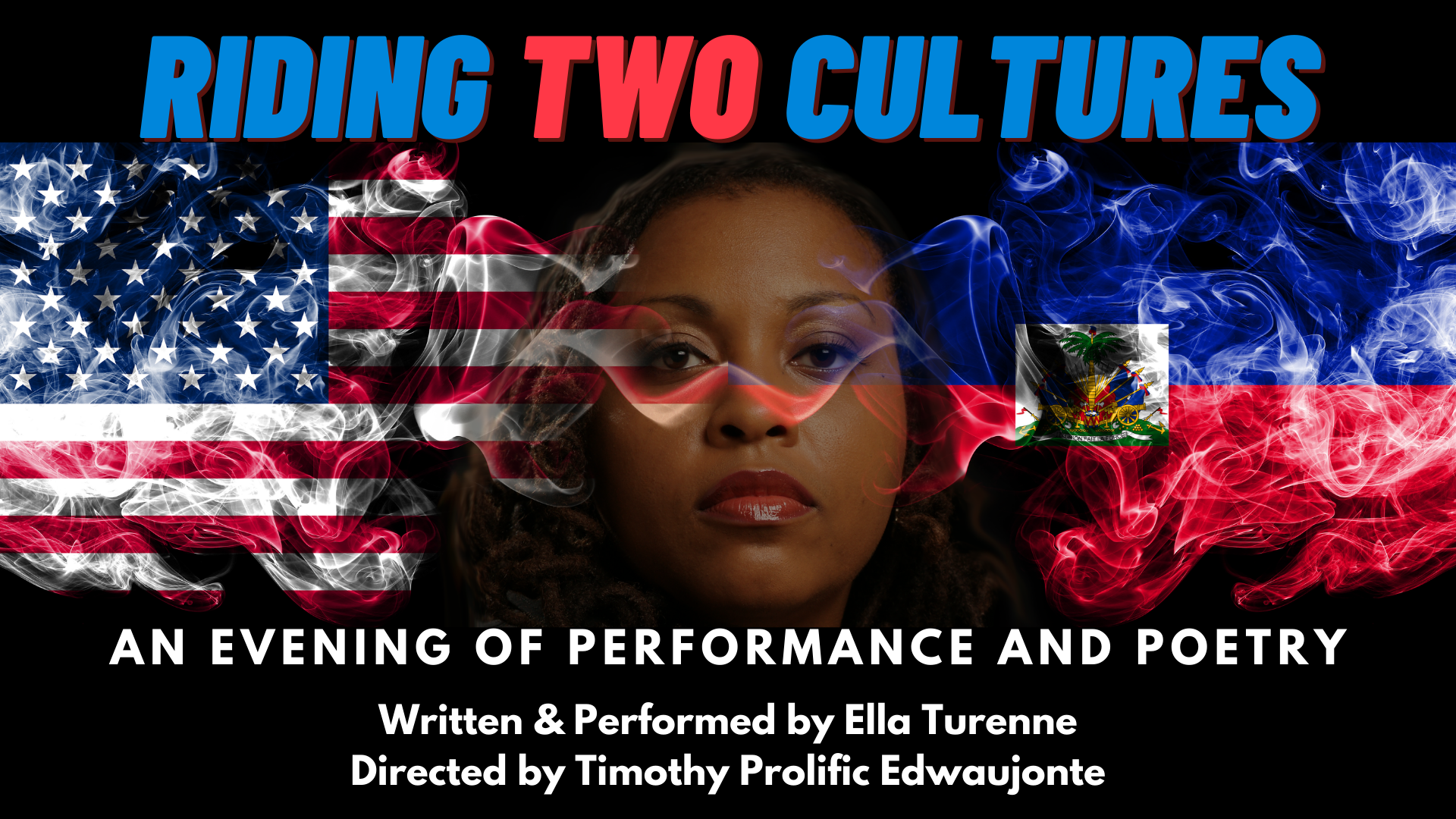 Riding Two Cultures - Nov 11 @ 7pm PST