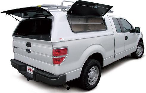 Snugtop SnugPro Cab Hi Commercial Truck Topper