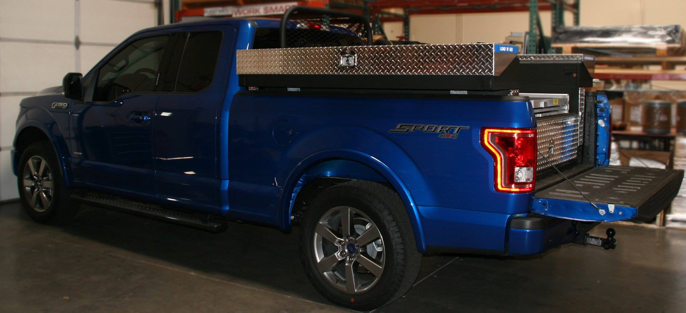 Sportsman in 2017 F150