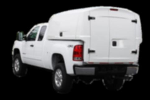 Durashell Work Truck Bodies for Full Size Trucks