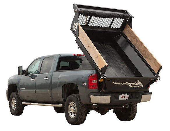 DumperDogg Dump Bed Inserts for standard truck beds
