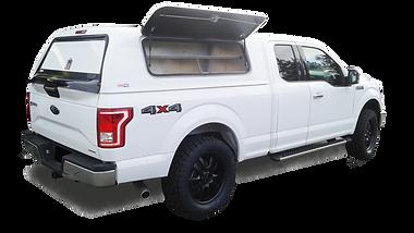 SnugPRO Cab Hi Commercial Truck Cap