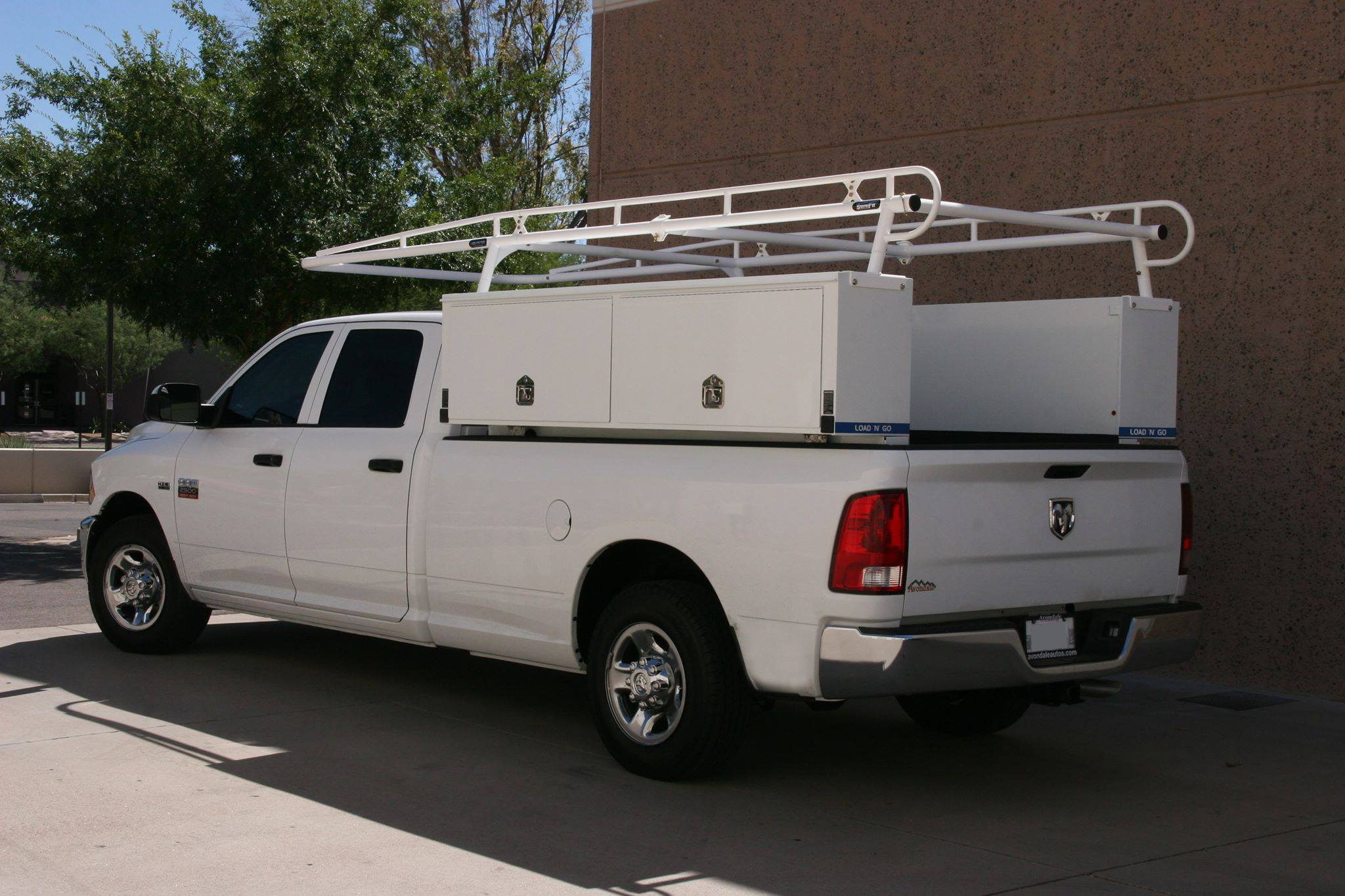 Load'N'Go Truck Body in Ram 8' Bed