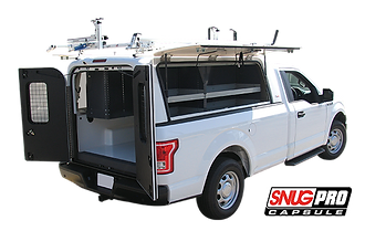 Snugtop Snugpro Capsule for full size truck