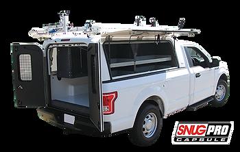 Snugtop Snugpro Capsule for full size truck