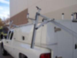 Durashell Low Profile Ladder Rack