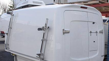 Side Mount Ladder Rack for Durashell