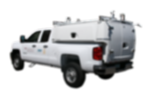 Durashell 145 and 175 Composite Service Utility Body