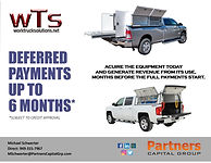 Work Truck Solutions Financing Options for Load'N'Go - SnugPRO - Comtruk