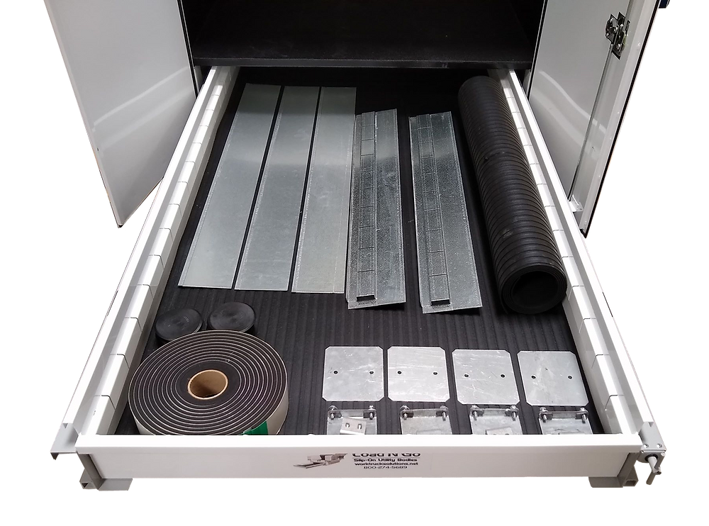 Load'N'Go Drawer work truck solutions