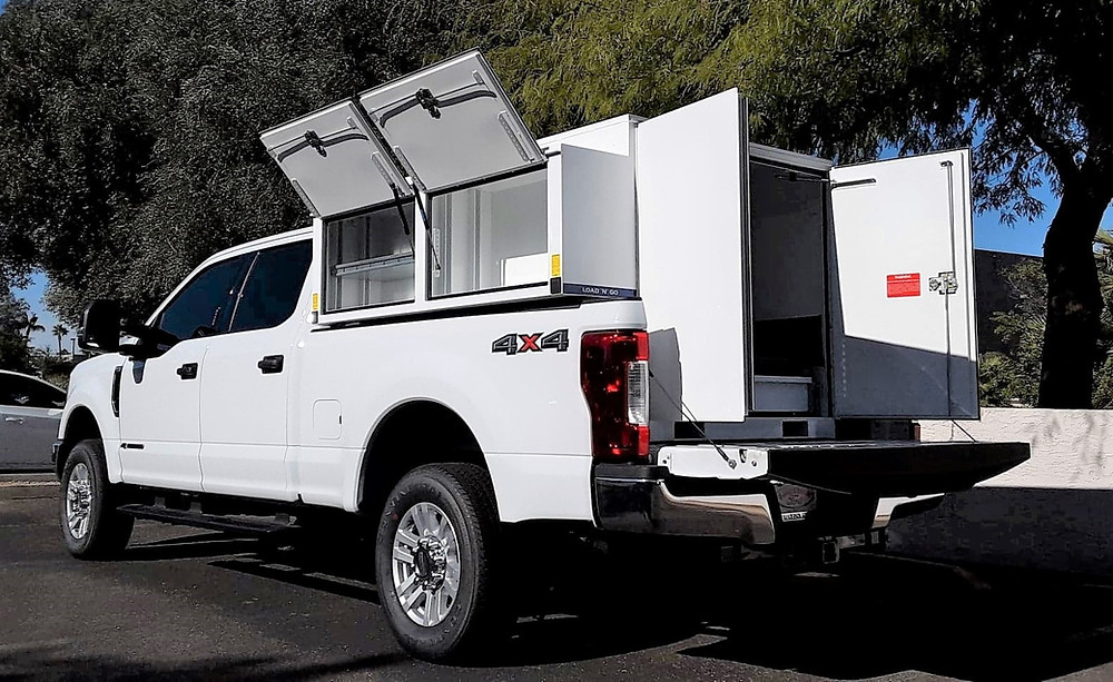 Load'N'Go ST-2000 by Work Truck Solutions