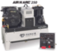 Air N Arc 250 Power System for Load'n'GO Truck Bodies