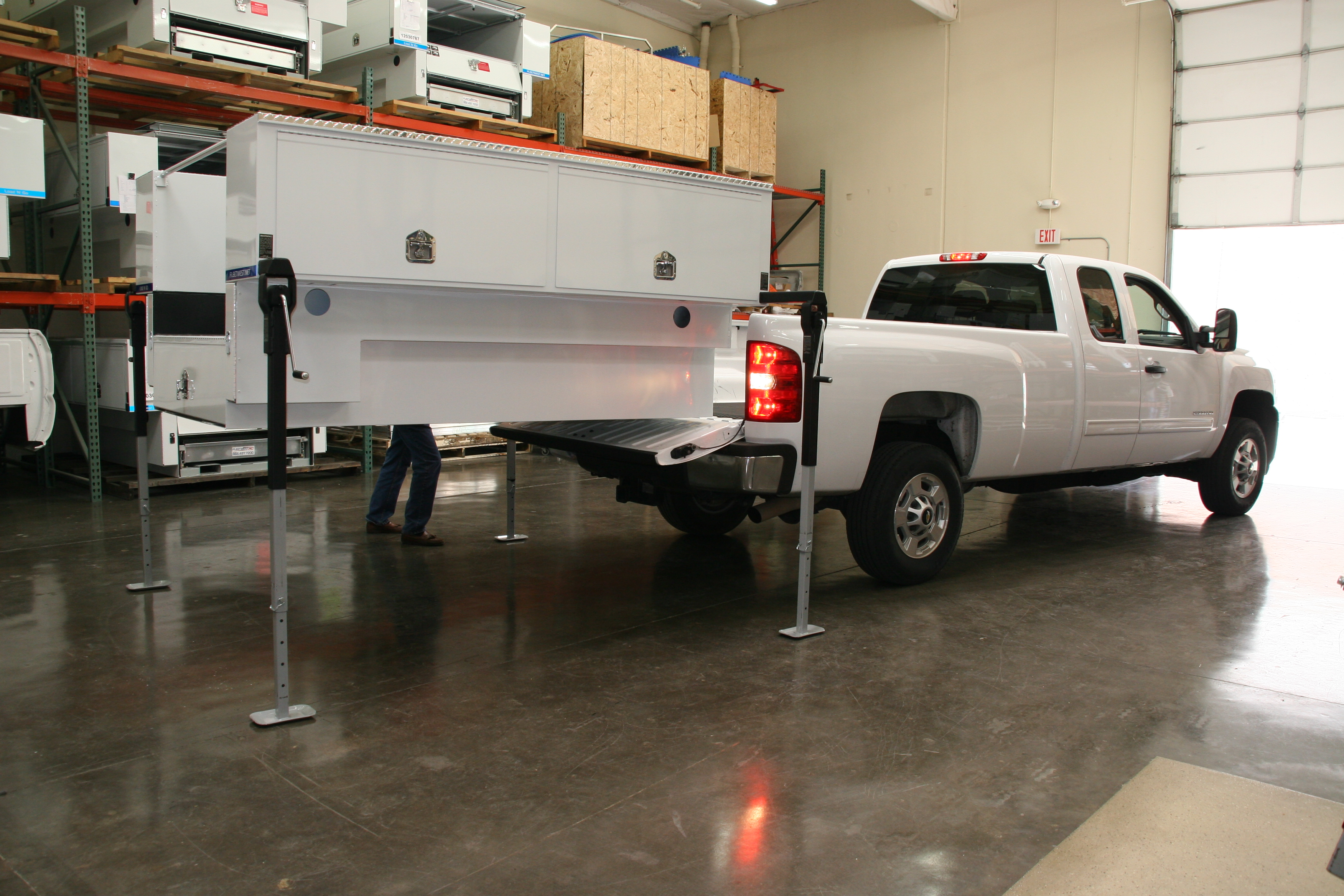 Load'N'Go By Work Truck Solutions