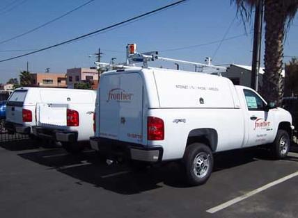 SnugPRO XL Commercial Truck Cap Nationwide Shipping