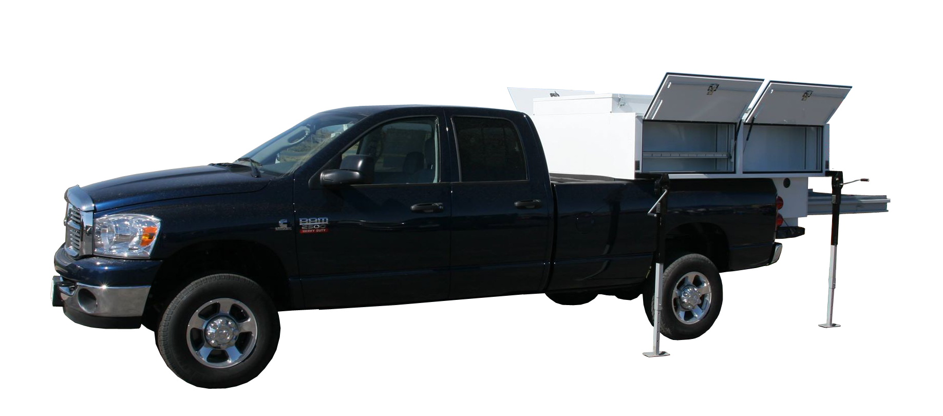 Load'N'Go Slip On Truck Bodies.