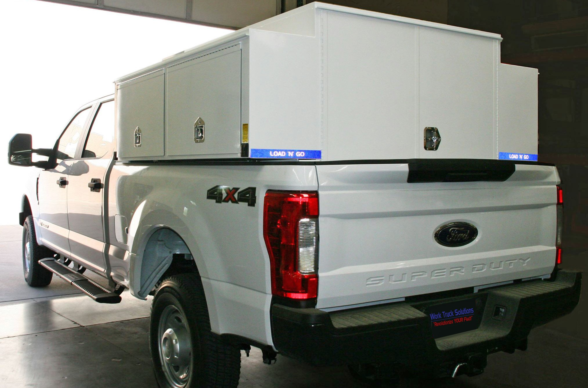 Load'N'Go ST-2000 - Ford SuperDuty