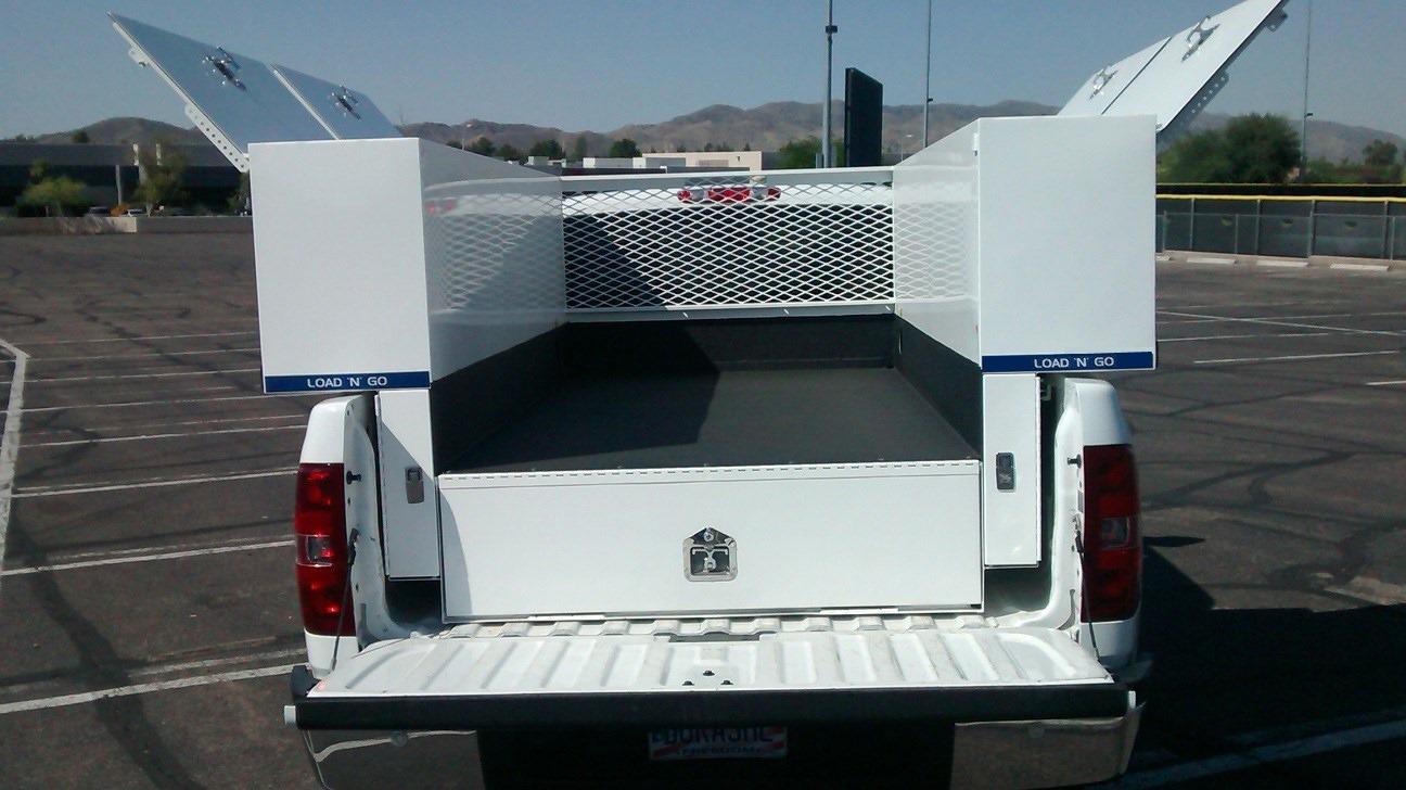 Load'N'Go Open Bed Truck Body