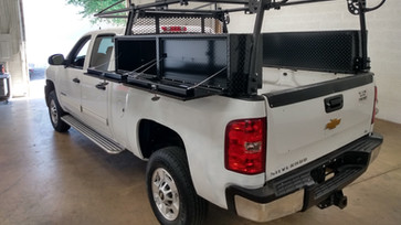 Ladder Racks, Side Boxes, and more! Packages Available!
