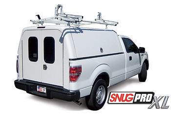 SNUGPRO XL Commercial Truck Cap from Work Truck Solutions
