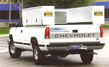 Load'N'Go 25 years work truck solutions