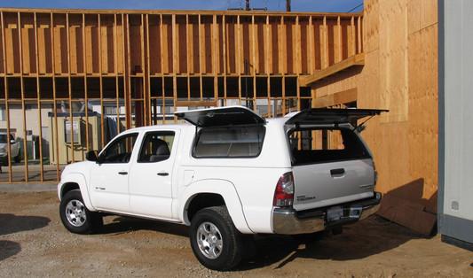 SnugPro Cab Hi From SnugTop