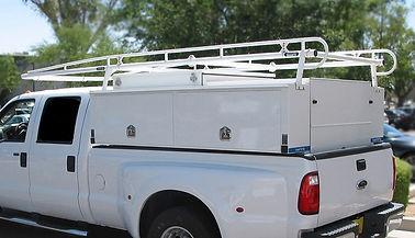 Load'N'Go Cab Over Ladder Rack