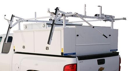 Load'N'Go Truck Body Drop Down Ladder Rack Option