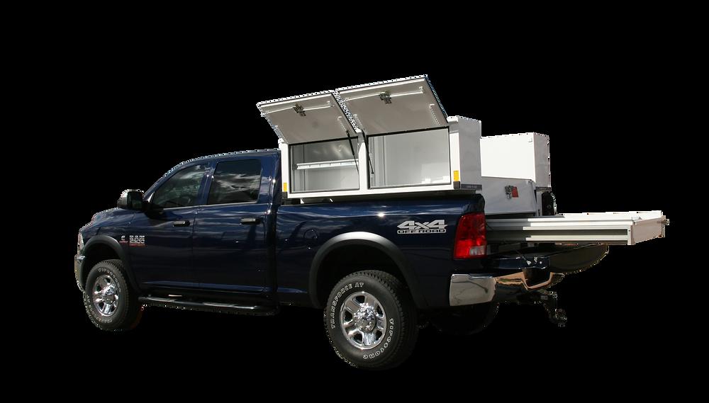 Load'N'Go Fully Transferable Truck Body
