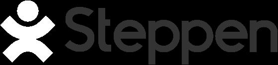 Steppen Logo White & Black Long.png
