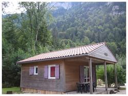 Camping Nantua Chalet