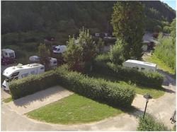Camping Nantua camping-car