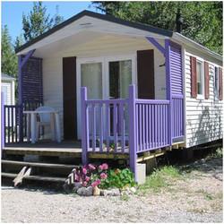 Camping Nantua Mobile-home
