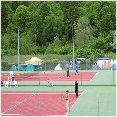 Camping du Signal tennis