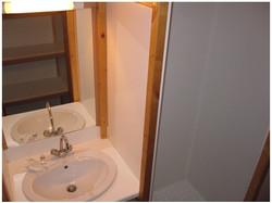 Chalet salle de bain