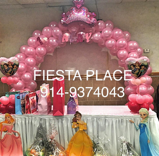 Deco Princesas Disney