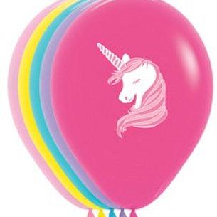 """11"""" Betallatex Unicorn Latex"""