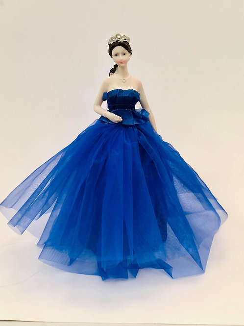 Muñeca Roya Blue