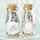 Thumbnail: VINTAGE MILK BOTTLE FAVOR JAR - ENCHANTED PARTY (SET OF 12) (PERSONALIZATION AVA