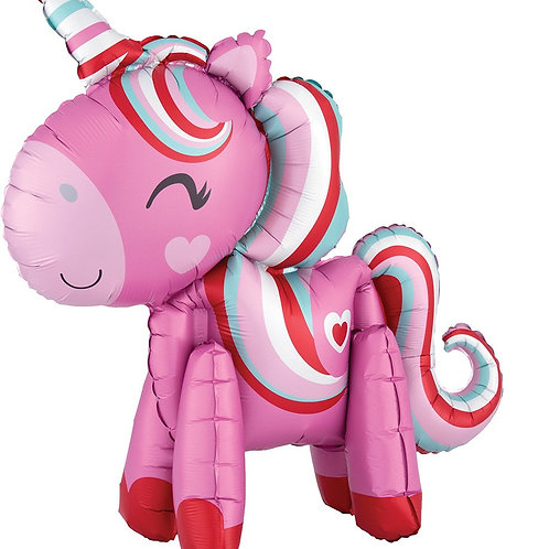 """22"""" Magical Love Unicorn - Consumer-inflated"""