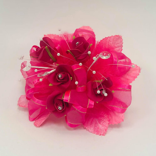 Small Bouquet Hot Pink