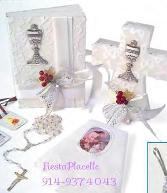 Set de accesorios para comunión