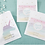 Thumbnail: PERSONALIZED WHITE GOODIE BAG - ENCHANTED PARTY (SET OF 12)