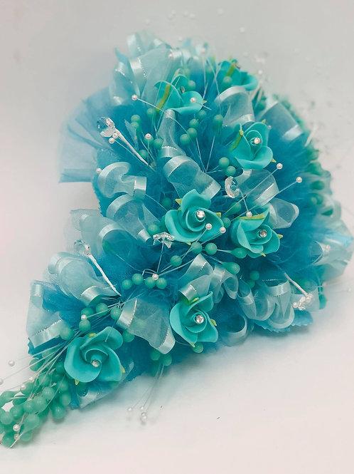Turquoise Bouquet Medium