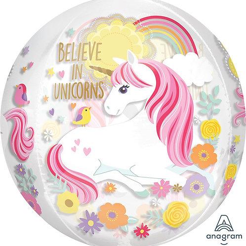 "16"" Magical Unicorn Orbz"