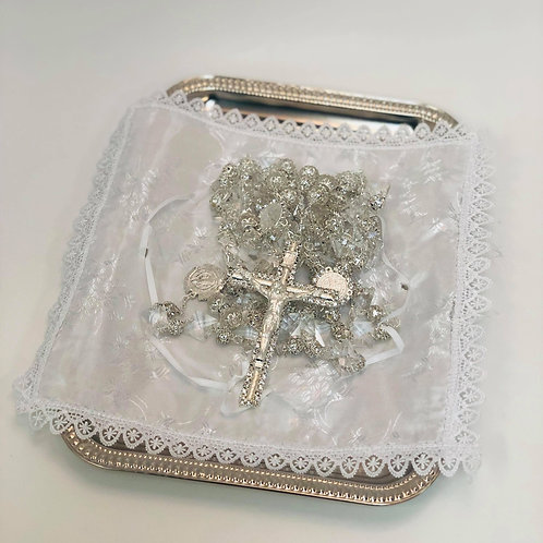 Wedding Lasso Rosary - Plate